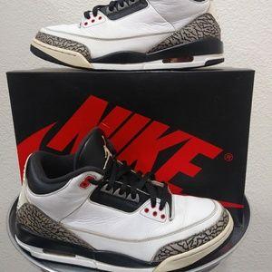 "Jordan 3 retro ""Infrared"""
